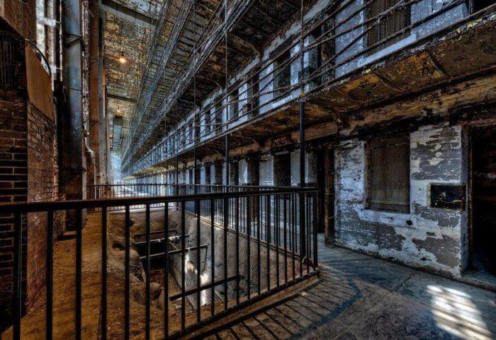 Ghost Tour Mansfield Prison