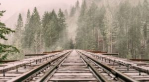 This New Map Will Show You America's Ghost Network Of Abandoned Railroads