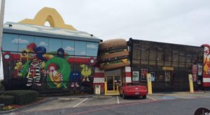 There's No Other McDonald's In The World Like This One In Texas