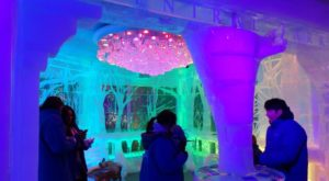 Most People Don't Know These 7 Amazing Ice Bars In New York Exist