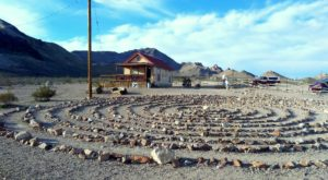 The Attraction In The Middle Of The Nevada Desert You Have To See To Believe