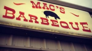 This Charming Small Town Serves Up Some Of The Best BBQ In All Of Oklahoma