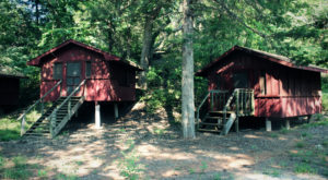 10 Staggering Photos Of An Abandoned Girl Scout Camp In Oklahoma