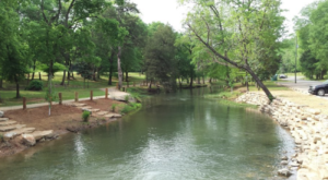The Alabama Park That Will Make You Feel Like You Walked Into A Fairy Tale
