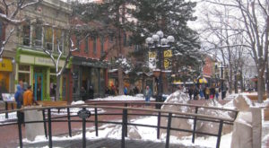 The Most Charming Town Near Denver Is Perfect For A Winter Day Trip