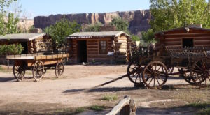 Step Right Back To Pioneer Days At This Utah Fort