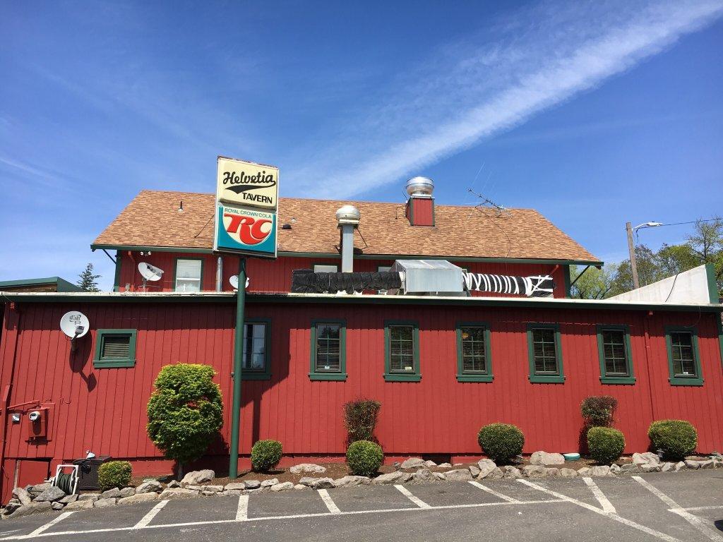 Helvetia Tavern Near Portland Is Worth The Drive