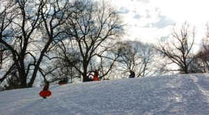 7 Epic Sledding Hills Around Pittsburgh That Will Make Your Winter Unforgettable