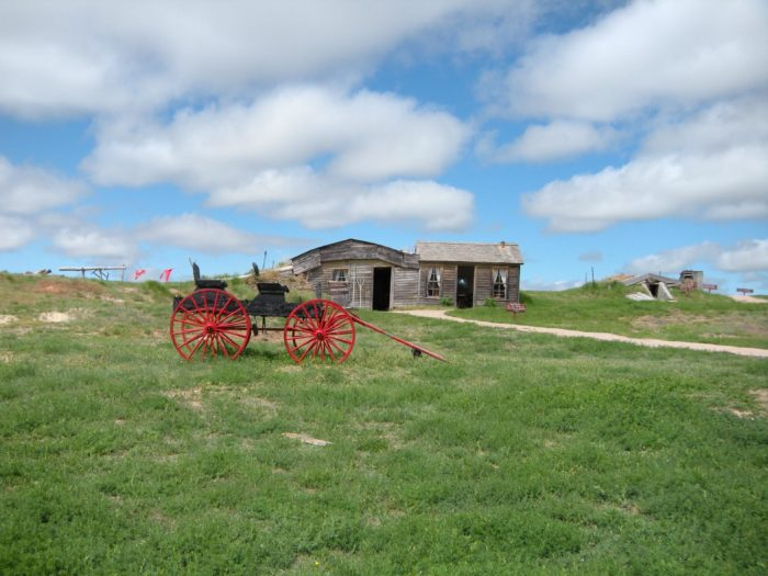 The Story of Our Prairie House  The Prairie Homestead