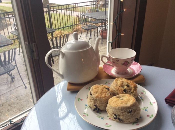 Tina S Traditional Old English Tea Room Is The Most Charming Tea Room In Indiana