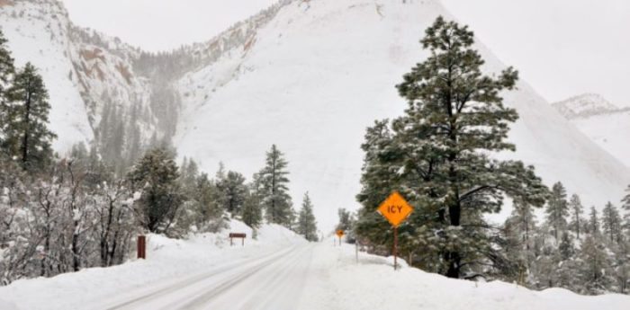 These 11 States Have The Most Brutal, Snowy Winters