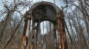 Most People Don't Know About These Strange Ruins Hiding In Maryland