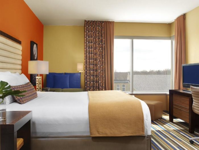 The Moonrise Hotel Is Best Overnight Destination In St Louis
