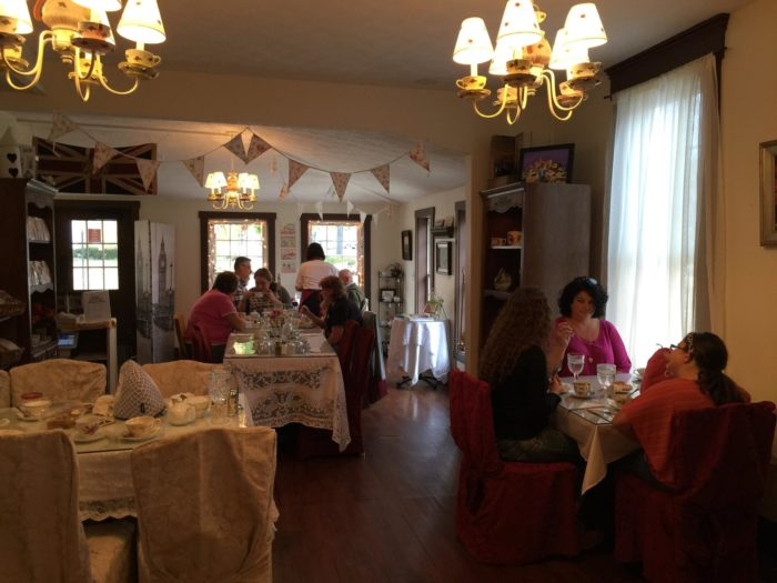 Tina S Traditional Tea Room