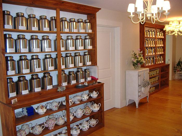 Tea Room Freeport Maine