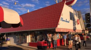 There's No Other Dairy Queen In The World Like This One In Minnesota