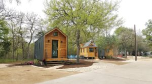 The 200 Square-Foot Hotel In Texas That's Like Something Out Of A Storybook
