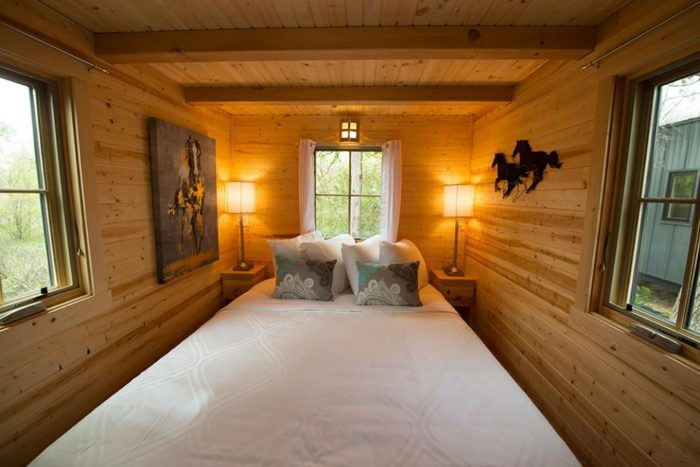 Tiny Home Designs: Stay In A Tiny House For A Night At This One Hotel In Texas