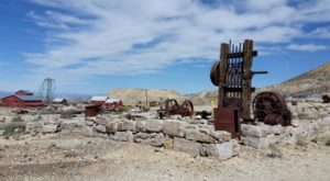 The Historic Mining Park In Nevada That Looks Frozen In Time