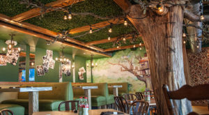 The Treehouse Restaurant In North Carolina That's Straight Out Of A Fairytale
