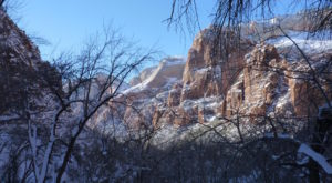The Epic Utah Trail That's Perfect For A Winter Adventure