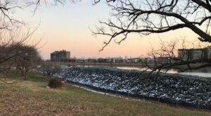 The Easy 1-Mile Winter Hike In Baltimore That's Positively Bewitching