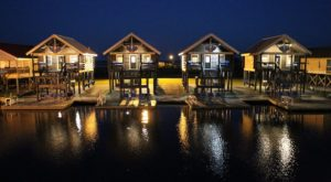 This Log Cabin Campground Near New Orleans May Just Be Your New Favorite Destination