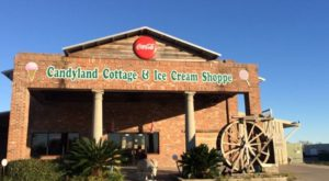 This Whimsical Candy Store In Louisiana Feels Just Like Willy Wonka's Factory
