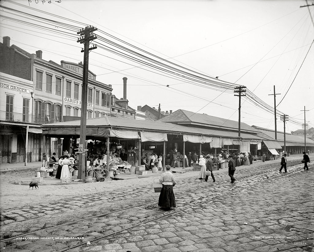 13 Photos From New Orleans During The 1900s