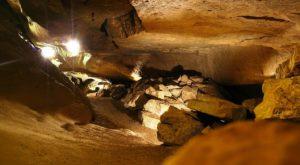 These Caverns Near Cleveland Are A Subterranean Wonderland
