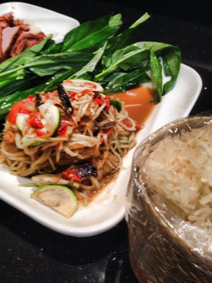 Thai Food Ne Portland Oregon