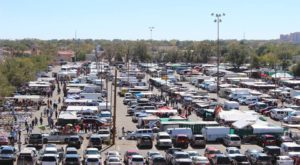 You Could Easily Spend All Weekend At This Enormous New Mexico Flea Market