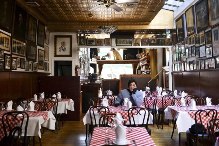 11 Of The Coolest Most Unusual Places To Dine In Philadelphia