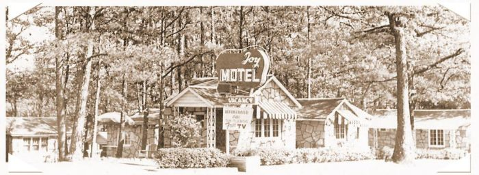 This Little Retro Motel In Arkansas Has Been Brought Back