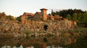 This One-Of-A-Kind Oregon Winery Is Located In The Most Unforgettable Setting