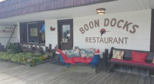 This Restaurant Way Out In The Delaware Countryside Has The Best Doggone Food You've Tried In Ages
