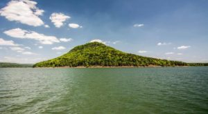 The Best View In Arkansas Can Only Be Reached By Boat And You'll Want To Find It