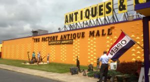 The Tiny Town In Virginia That's Absolute Heaven If You Love Antiquing