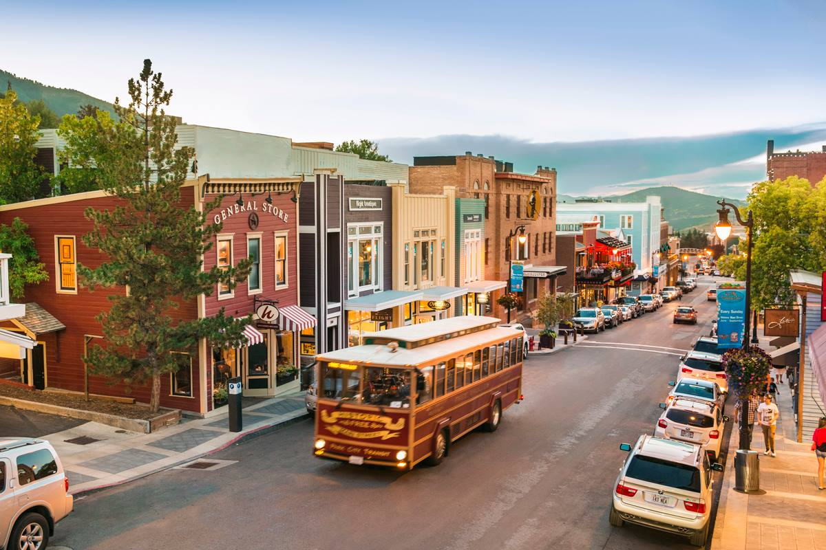 Park City Is The Most Enchanting Town In Utah