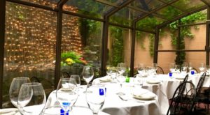 It's Impossible Not To Love This Lush Courtyard Restaurant Hiding In New Jersey