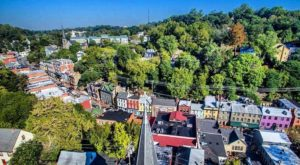 The Town In Maryland That's Absolute Heaven If You Love Antiquing