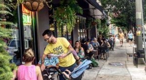 This One Street In Philadelphia Has Every Type Of Restaurant You Can Imagine