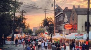 These 10 Fantastic Street Fairs Will Show You The Best Of Ohio