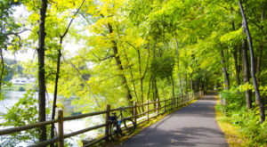 11 Scenic Rail Trails In Connecticut That Are Downright Picture Perfect