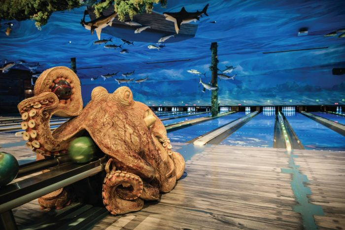 This One-Of-A-Kind Ocean Themed Restaurant And Bowling ...