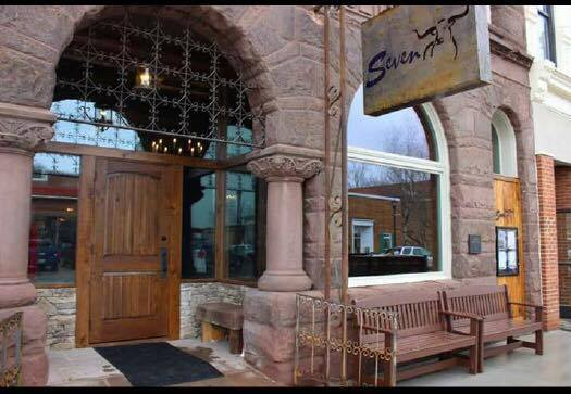 Seven Restaurant In Tazewell Va