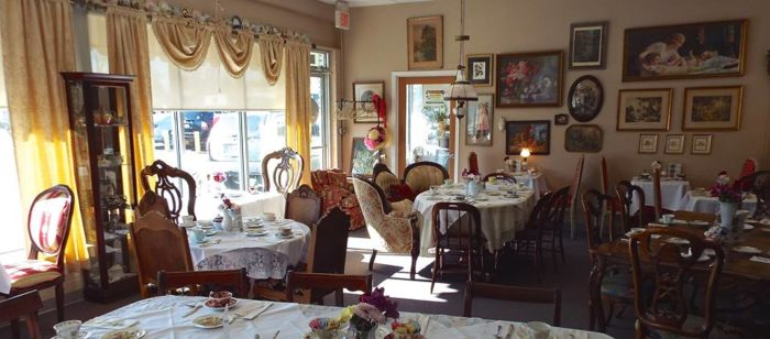 The Royal Treat Tea Room Is Most Whimsical Cafe In Michigan