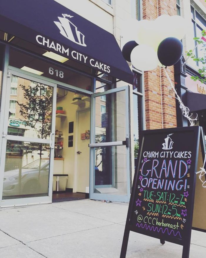 Charm City Cakes Is The Best Bake Shop In Baltimore