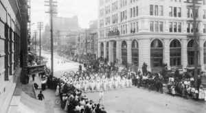These 8 Photos Of Portland From The Early 1900s Are Beyond Fascinating