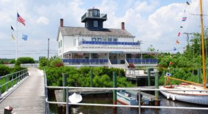 Most People Don't Know This Resort Island Existed In New Jersey Once Upon A Time
